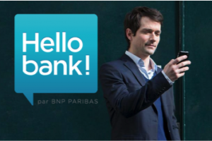 hello bank golden moustache