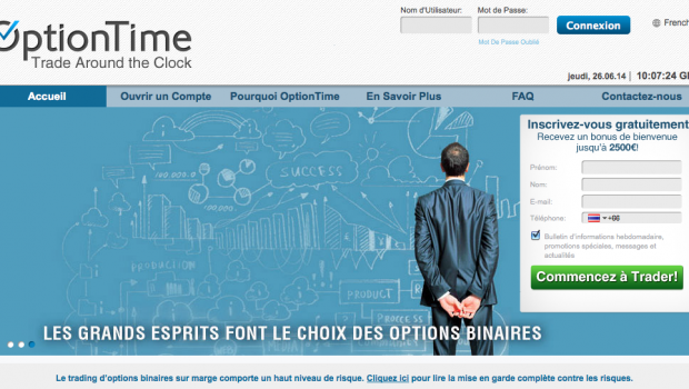 optiontim-plateforme